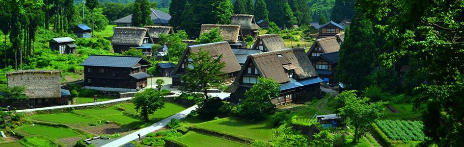 Gokayama & World Heritage